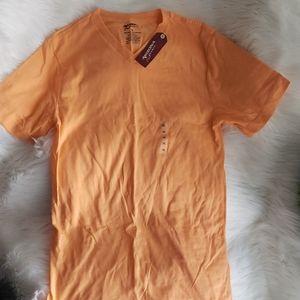 Arizona Orange V Neck Shirt